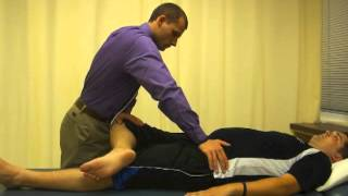 FADIR test - Hip Dysfunction