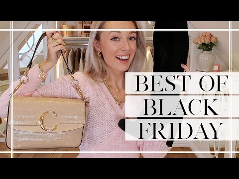 THE BEST OF THE BLACK FRIDAY SALES 2020 // Fashion Mumblr