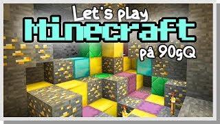 LP Minecraft på 90gQ #109 - SKATTEN!