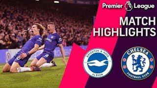 Brighton v. Chelsea | PREMIER LEAGUE MATCH HIGHLIGHTS | 12/16/18 | NBC Sports