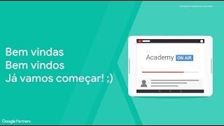 Academy on Air: Anúncios de Pesquisa Responsivos/Adaptáveis