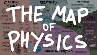 The Map of Physics
