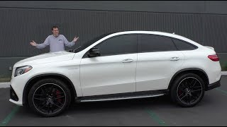 Here's Why Everyone Hates the Mercedes-AMG GLE63 Coupe