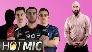 MLG Hot Mic with Censor, SlasheR, ACHES and Accuracy | CWL Champs 2018