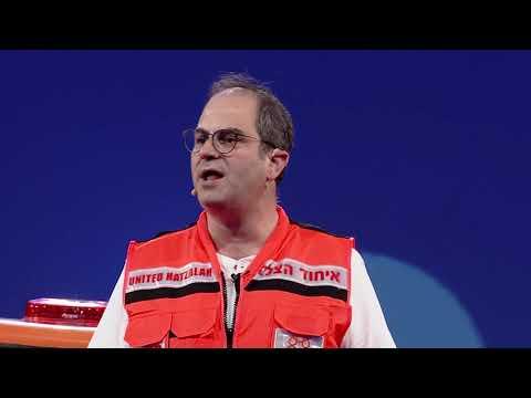 Saving Millions By Creating A Flashmob Of Lifesavers | Eli Beer | TEDxGateway
