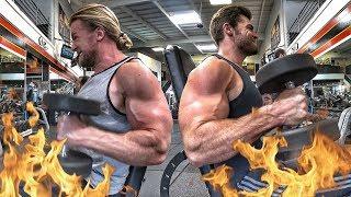 Arms Destroyer Workout | Buff Dudes Cutting Plan P2D4