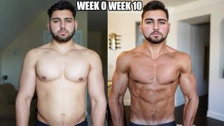 10 Week Body Transformation | 5 Steps to Lose Fat