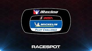 IMSA Michelin Pilot Challenge   Round 2 at Oulton Park