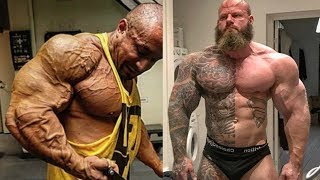 Top 5 Freakiest Bodybuilders that don't Compete
