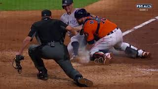 New York Yankees @ Houston Astros - ALCS 2017 Game 1 highlights
