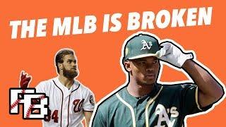 HOW CAN WE FIX THE MLB? Featuring Foolish Baseball