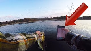 Using New Fishing Technology and It Works!!
