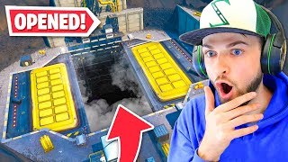 *NEW* Secret bunker OPENED! (what's inside?)