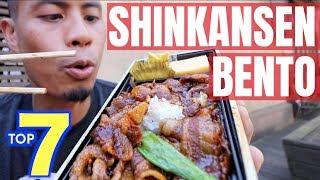 Japan Shinkansen Bento Box Tour at Shinagawa Train Station