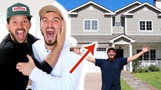 I BOUGHT MY DREAM HOUSE!!