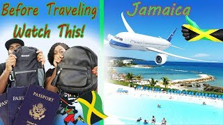 Before Traveling To Jamaica WATCH THIS!