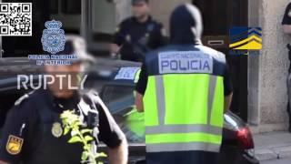 Spain: Four IS-linked suspects arrested in Palma de Mallorca anti-terror raid