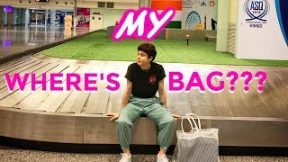 Vlog || When Vistara Lost My Bag! 🧳