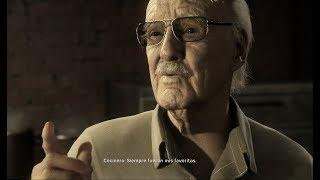 SPIDERMAN PS4 - CAMEO STAN LEE- ESPAÑOL LATINO