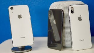 Hands on look at this year's iPhone 9 and iPhone X Plus