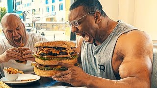 BULKING SEASON with LARRY WHEELS - EXTREME TRANSFORMATION