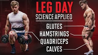 The Most Effective Science-Based Leg Day 2019 (New Upper/Lower Split)