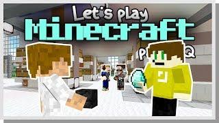 LP Minecraft på 90gQ #63 - Nirethia är nya Wall street!