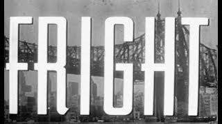 FRIGHT (1956) Psychological Thriller