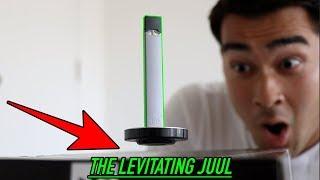 THE LEVITATING JUUL