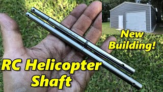 SNS 264: Drone Shaft, New Garage Building, Carriage Indicator
