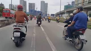 Ngã 4 Thủ Đức, Xa lộ Biên Hòa,Ngã 4 Bình Thái, RMK,VietNam, 21.10.2017(4)