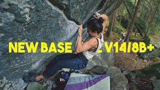 Linda Sjödin VS New Base Line V14/8B+