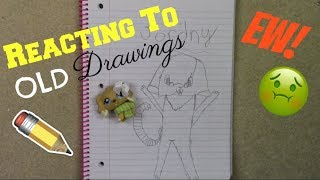 LPS: Reacting To My Old Drawings