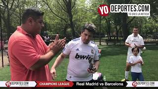 Champions League de Chicago Premia al Campeon Real Madrid
