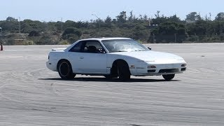 Almost Crashed At My First Drift Event