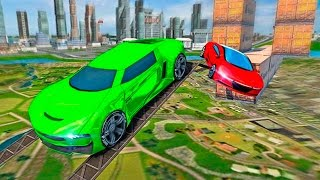 Impossible Tracks 3D Car Android Gameplay (Racing Game By Kooky Games)