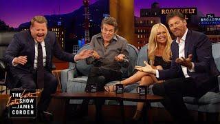 Willem Dafoe ″Accepts″ Harry Connick Jr.'s TV Show Invitation