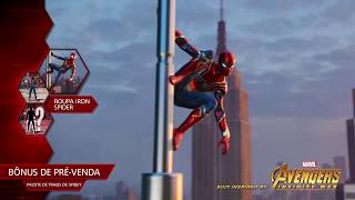 Marvel's Spider-Man - Segundo Revele Vídeo Pré-Venda | PS4