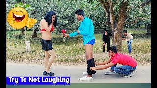 Must Watch New Funny😂 😂Comedy 2019 - Episode 35 || Funny Ki Vines ||