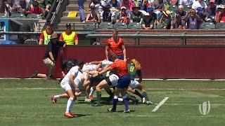 Highlights: New Zealand win big in San Francisco