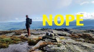 Don't Hike the Appalachian Trail