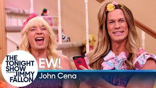 ″Ew!″ with John Cena
