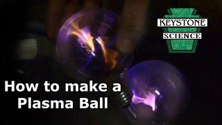 How to make Plasma Ball