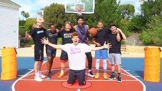 2HYPE OBSTACLE COURSE BASKETBALL CHALLENGE