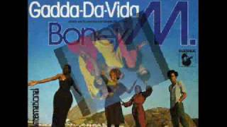 Boney M. ~ Gadda-Da-Vida (Maxi version)