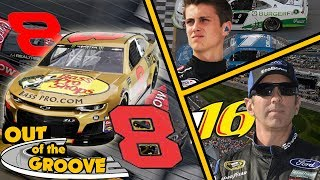 RCR Brings back the 8 car, HUGE Silly Season Updates, and Fan Mail!