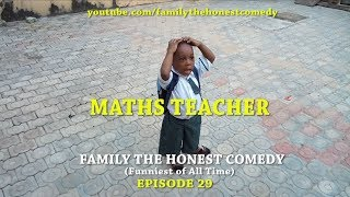 MATHS TEACHER Funniest (Emmanuella vs Marvelous) Mark Angel Comedy