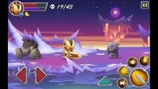 Legendary Warrior - Best Action game for android 2016