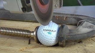 What's inside a TOPGOLF Golf Ball?