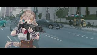 ″Girls Frontline″ in Film\Game